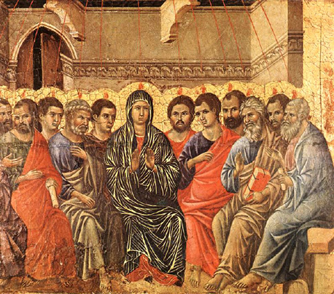 Pentecost-Duccio