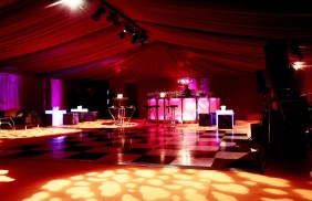 21st-party-with-colourful-frame-tent-interior
