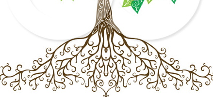71862-Mature-Green-Tree-With-Deep-Roots-Poster-Art-Print